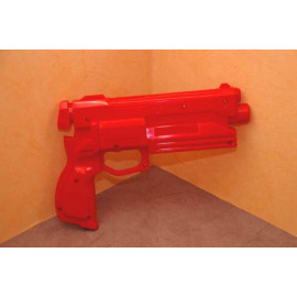 Gun Type 2 Cover Right - Red