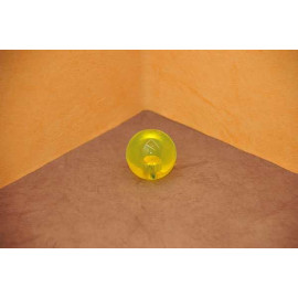 Ball Top Clear (LB-35) Yellow