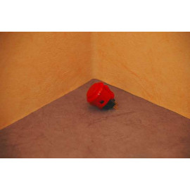 Sanwa Push Button OBSF-24-Red
