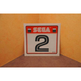 Sega Rally 2 - Sticker Car...