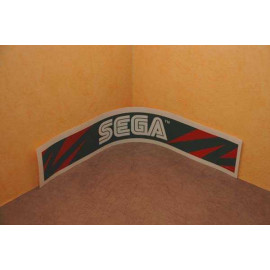 Sega Rally 2 - Sticker Base...