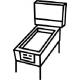 Cabinet - Pinball